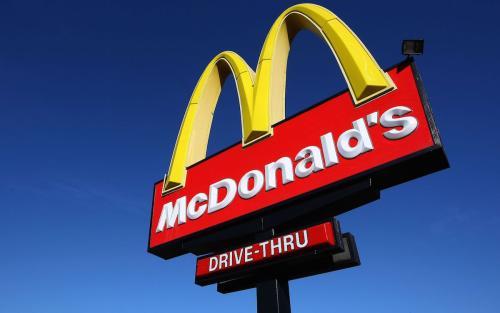 周五麦当劳的股价创下历史新高 但我并不喜欢它