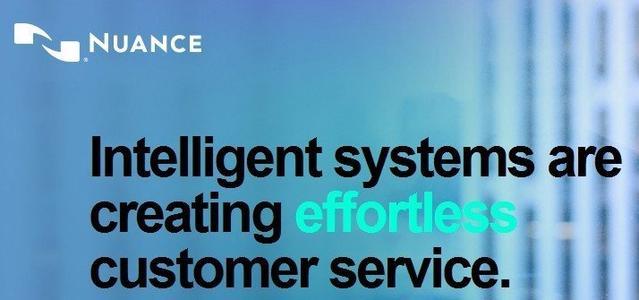 Nuance Communications第三季度盈利和收入最高估计数