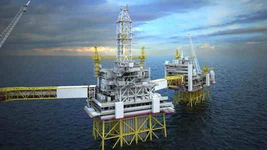 Equinor在时间之前看到Johan Sverdrup石油生产