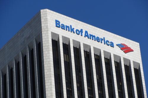 美国银行股票价格最终升至35美元以上