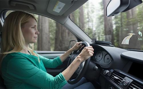这个方便的小工具就像您的汽车的Google Glass