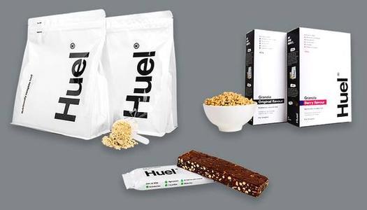 Huel将其营养棒带到美国