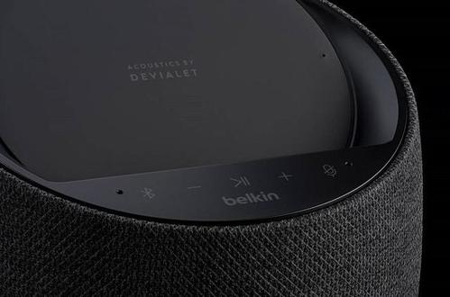 Belkin Soundform Elite智能扬声器包括无线充电