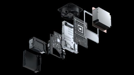 微软发布Xbox Series X规格和存储扩展卡