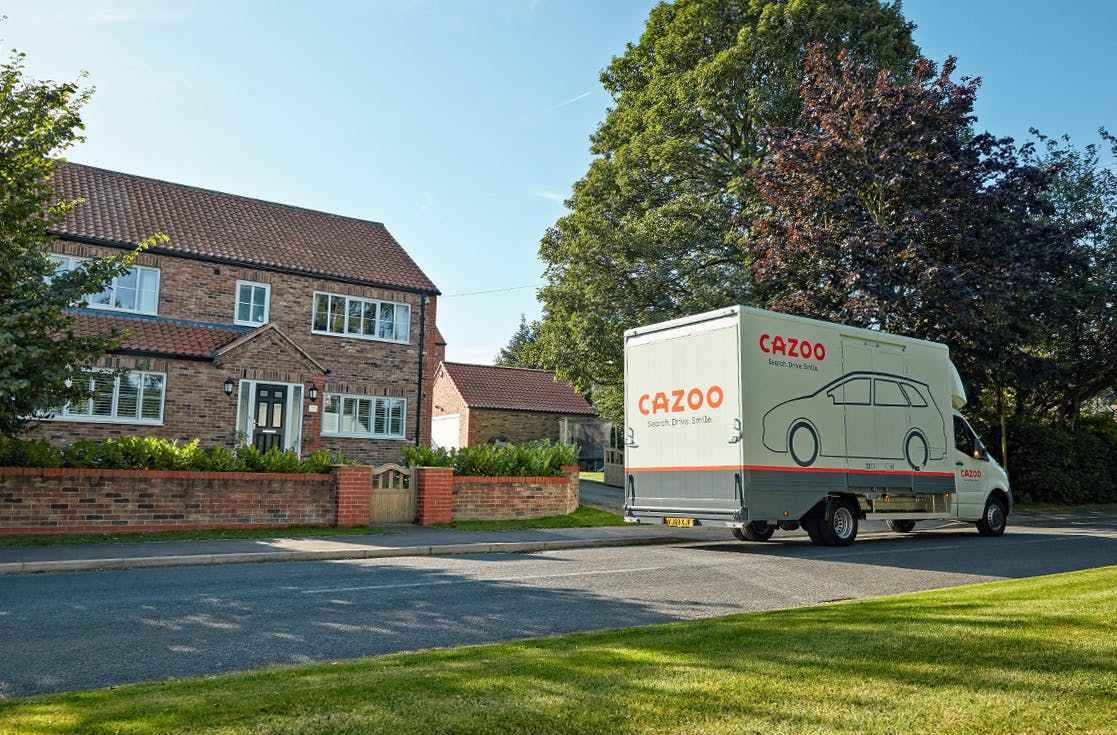 二手车销售门户网站Cazoo再融资1.16亿美元