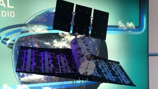 冠状停止SpaceX发射卫星