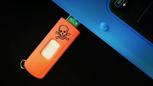 """如果邮件中的USB驱动器上有""""百思买礼品卡"""",请不要将其插入PC"""