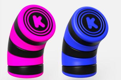 MoovMini坐立不安玩具可帮助您集中注意力并减轻压力