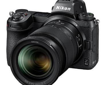 尼康Z6II全画幅无反光镜相机2000美元