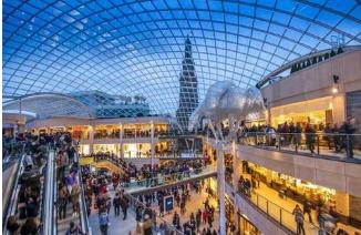 Sky在TrinityLeeds开设了迄今为止最大的商店