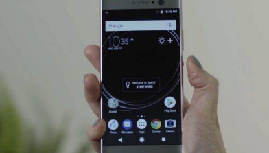 索尼在动手视频中演示了最新的Xperia智能手机