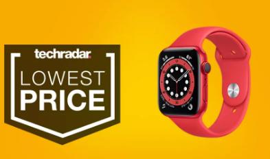 苹果Watch6刚触及亚马逊有史以来最低价