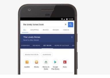 谷歌助手会带来本地帮助搜索会在结果中添加有声读物