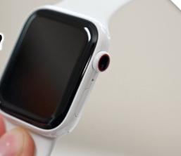 今年的苹果WatchSeries7配备血糖传感器