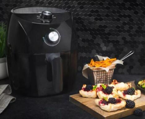 高度评价的35空气炸锅可健康快速且轻松地烹饪