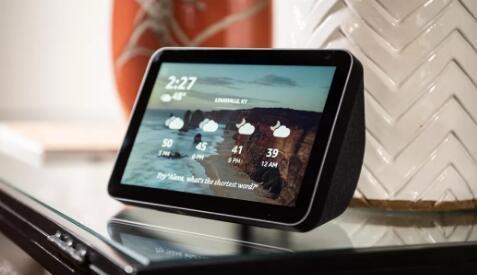 以76美元的价格获得最好的亚马逊智能显示屏EchoShow8