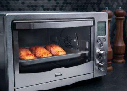 这台烤箱可以完成所有工作而且折扣超过百分之50