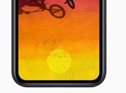 有传闻称苹果iPhone12功能包括高通的超声波指纹读取器