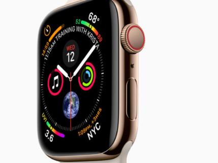 预计苹果的Smartwatch市场份额将保持近十年的增长