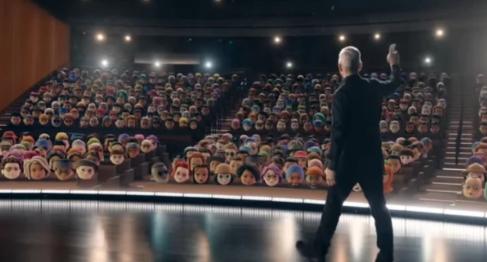 查看苹果对WWDC2021第一天的官方视频回顾