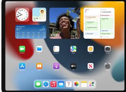 iPadOS15多任务处理在视频中展示