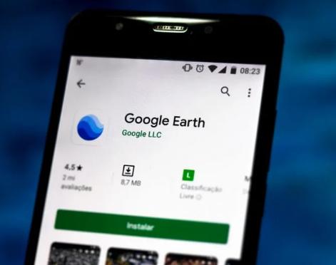 谷歌地球即将登陆三款新浏览器
