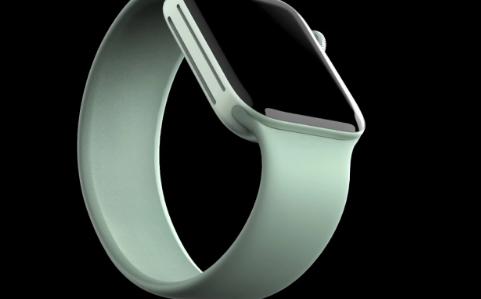 苹果Watch7规格和功能提示新显示器和处理器无血糖监测器
