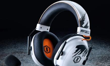 Razer推出了新款BlackSharkV2ProSiege特别版游戏耳机售价为200美元