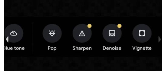 谷歌照片带来锐化降噪编辑工具