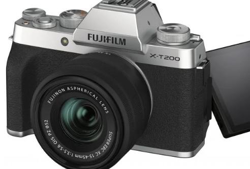 富士胶片希望您为这款无反光镜相机放弃苹果iPhone