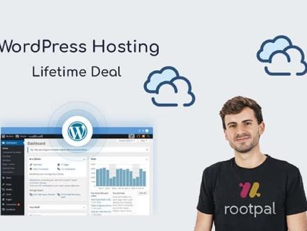 在RootpalWordPress托管启动计划终身订阅上节省94%
