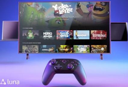 面向Prime会员的AmazonLuna游戏流媒体服务