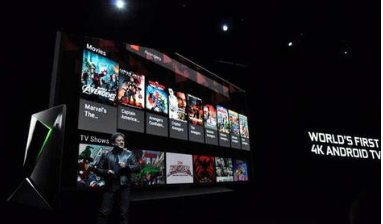 NVIDIASHIELD电视用户现在可以获得安卓电视发现选项卡
