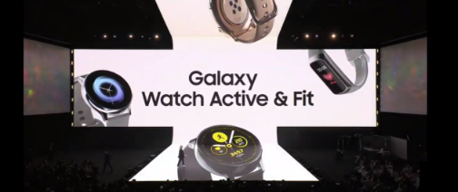 三星将GalaxyActive和GalaxyFit添加到其可穿戴产品线中