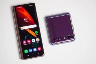 三星可能会为GalaxyZFold3推出512GB存储选项