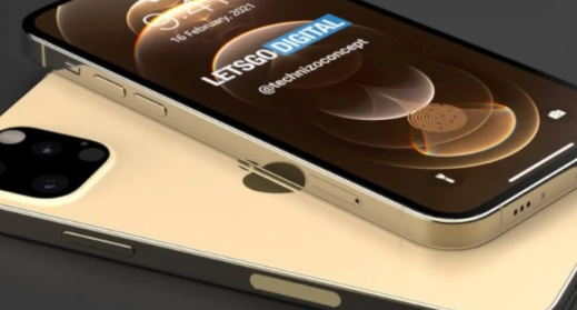 社交媒体期待苹果为iPhone13再次尝试这种颜色