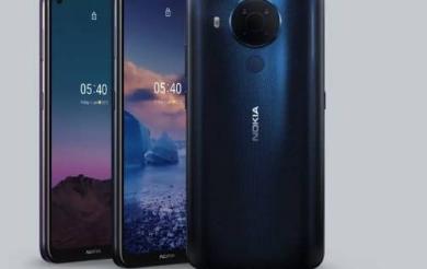 诺基亚5.4智能手机发布搭载骁龙662SoC