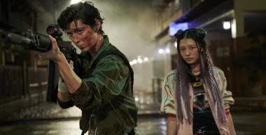 Netflix的下一部大电影是约翰威克式的复仇电影