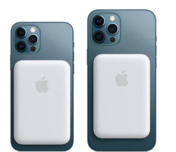 苹果MagSafe电池组充电测试