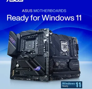 华硕发布支持自动TPM的Windows11readyBIOS更新