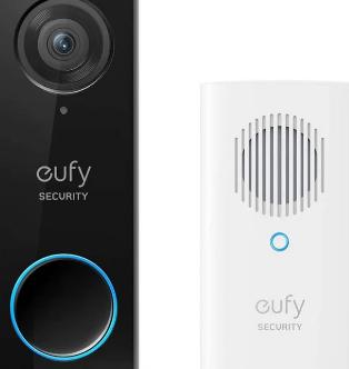 Eufy功能齐全的WiFi视频门铃比以往任何时候都便宜
