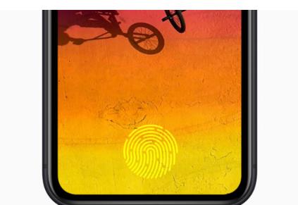 Apple授予未来iPhone机型的显示屏内触控ID和面容ID专利