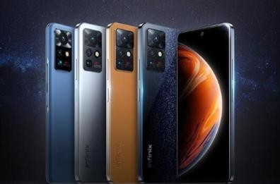 Infinix推出带潜望镜变焦相机的经济型智能手机ZeroX系列