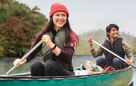 Fitbit推出带彩色AMOLED显示屏的Charge5健身追踪器