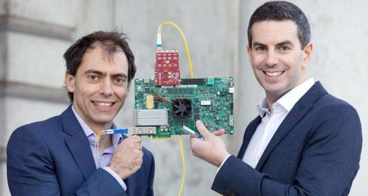 英特尔和Connect中心合作改进 5G 光网络