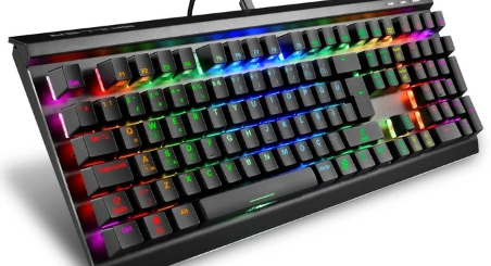 SharkoonSkillerSGK60游戏键盘带KailhBOX开关€90