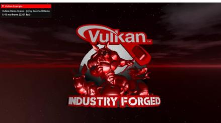 Vulkan 1.1的驱动程序来到Raspberry Pi 4